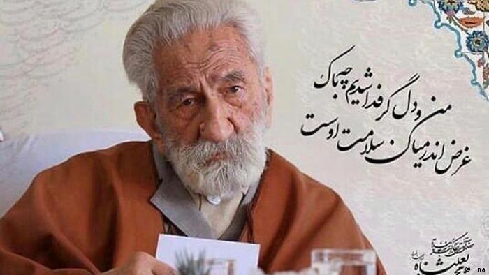 Nourali Tabandeh gestorben
