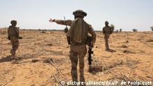 Symbolbild- Nigera - Militärübung