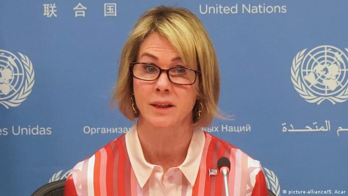 Botschafterin Kelly Craft