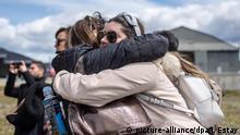 Chilenisches Militärflugzeug vor Antarktis spurlos verschwunden