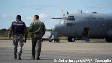 Flugzeugtyp Air Force C-130 Hercules