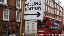 Großbritannien vor der Wahl
