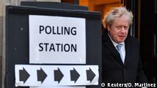 Großbritannien Parlamentswahlen | Boris Johnson