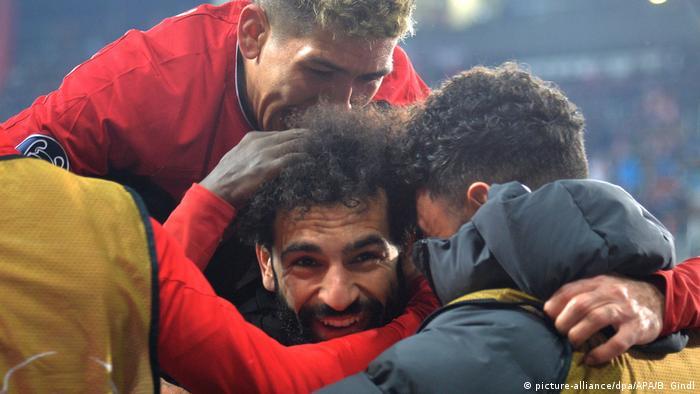 Fußball UEFA Champions League RB Salzburg vs FC Liverpool (picture-alliance/dpa/APA/B. Gindl)