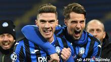 Fußball UEFA Champions League Shakhtar Donezk vs Atalanta Bergamo