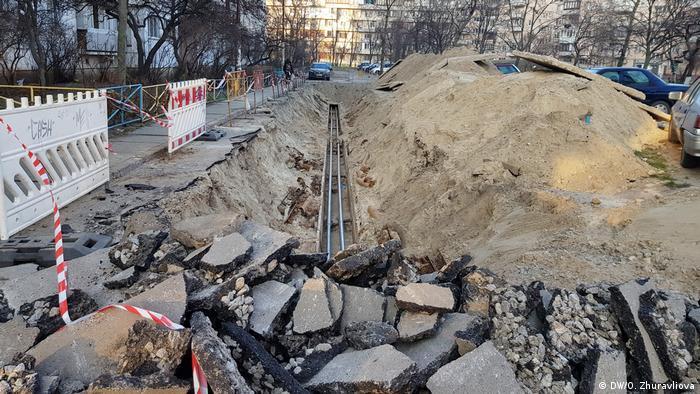 За даними КМДА, тепломережі Києва зношені на 80 відсотків