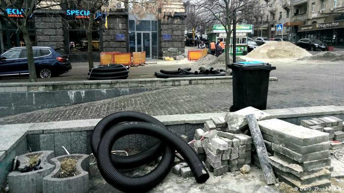 У центрі Києва - найбільша проблема зі зношеними тепломережами