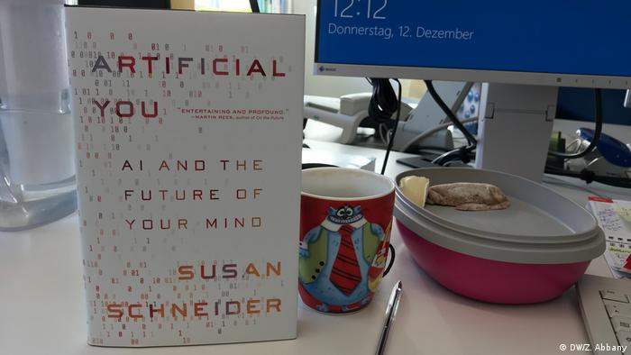 Science books for Christmas — Artificial You by Susan Schneider