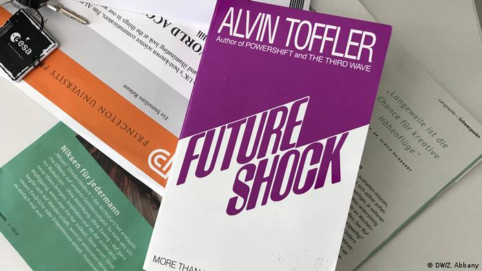 Science books for Christmas — Future Shock by Alvin Toffler
