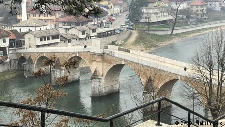 Stari most u Konjicu na Neretvi smatra se tačkom gdje se Hercegovina spaja sa Bosnom. Podignut je 1682. godine. Most je izgrađen od kamena i ima šest lukova. Spada u red najljepših mostova iz Osmanskog perioda. Proglašen je za nacionalni spomenik Bosne i Hercegovine.