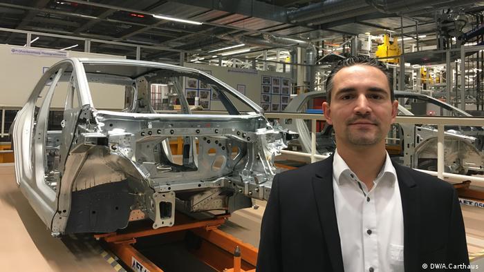 """Patrick Hofbauer, de VW: Muchas personas llevarán a cabo nuevas actividades""""."""