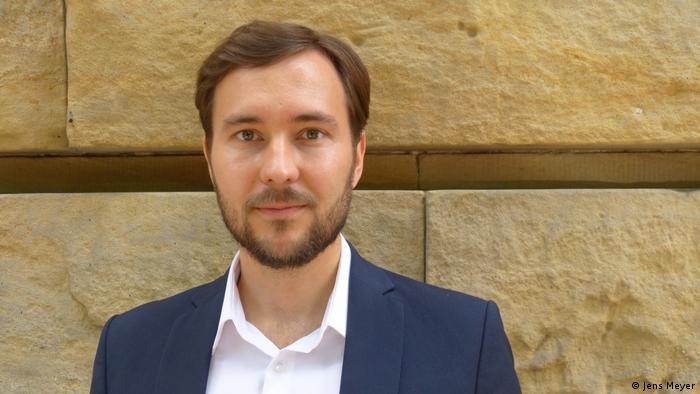 Саша Ломанн зберлінського Фонду науки і політики (SWP)
