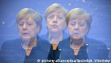 Brüssel EU Gipfel Merkel Archiv