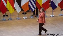 Brüssel EU Gipfel Merkel