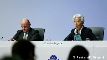 H Κρ. Λαγκάρντ διευκρίνισε, ότι η διαδικασία επανεξέτασης της στρατηγικής της ΕΚΤ θα διαρκέσει έναν χρόνο