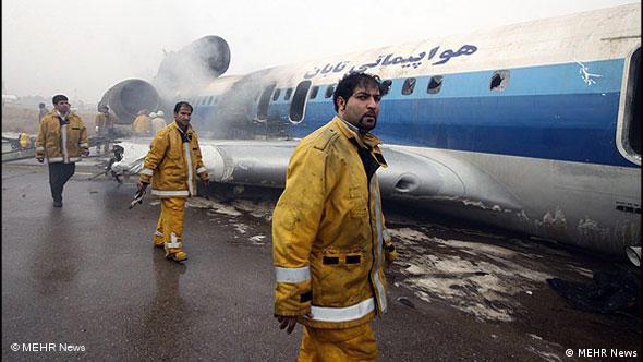 ناوگان هوایی جمهوری اسلامی ایران به دلیل تحریمها و فرسودگی هواپیماها، یکی از بالاترین آمار سوانح هوایی در دنیا را دارد.