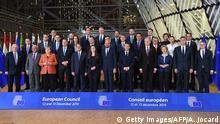 Brüssel EU Gipfel | Familienfoto