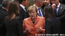 Brüssel EU Gipfel | Angela Merkel