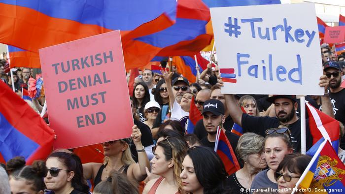 Usa Massaker An Armeniern War Volkermord Aktuell Welt Dw 12 12 2019