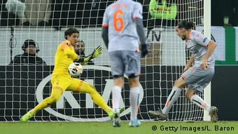 Europa League Borussia Mönchengladbach - Istanbul Basaksehir | Tor 1:2