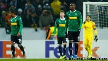 Europa League Borussia Mönchengladbach - Istanbul Basaksehir