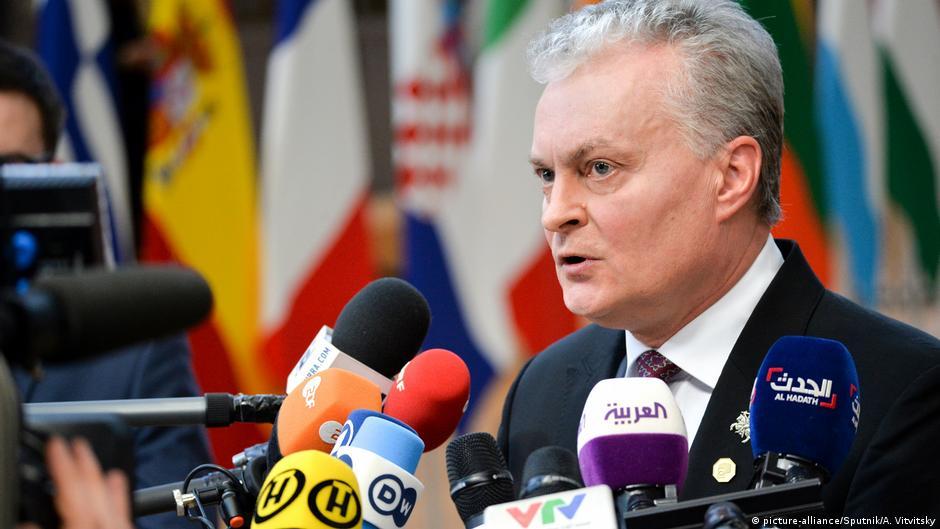 Литва винесла на саміт ЄС питання переписування історії Росією | DW | 17.07.2020