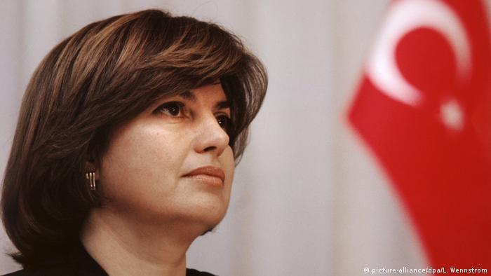 Dönemin Başbakanı Tansu Çiller
