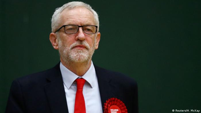 UK Wahlen 2019   Jeremy Corbyn