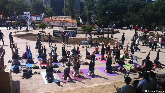 Gezi Parkı - 2013