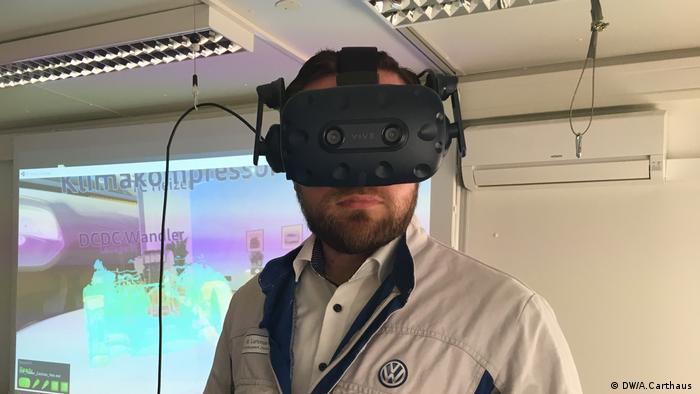 Montage im Virtuellen Raum