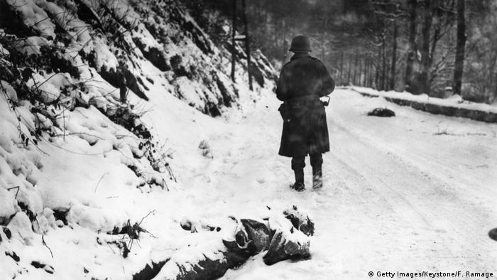 Batalla de las Ardenas: muerte, frío y dolor.
