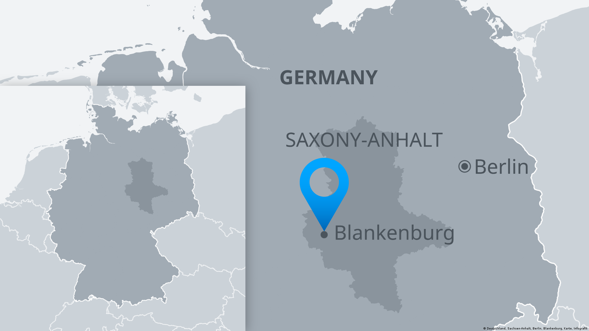 Germany: Deadly explosion rips through residential building
