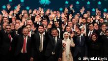 12.12.2019. Ahmet Davutoğlu - Ex Ministerpräsident hat die neue Partei Gelecek Partisi gegründet Von Korrespondentin Hilal Köylü