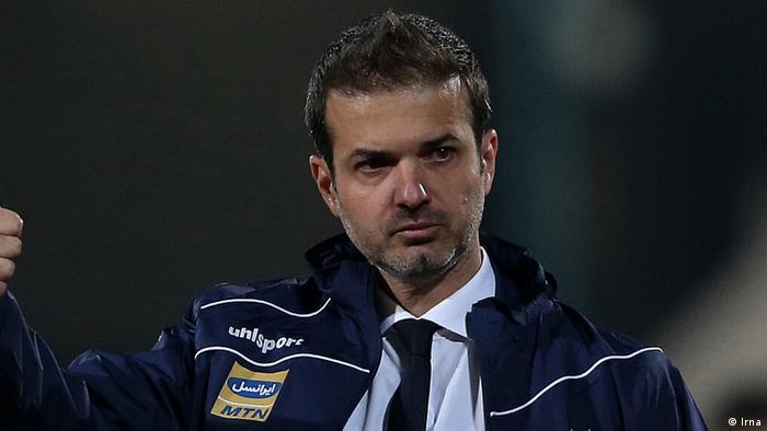 Iran Andrea Stramaccioni, italienischer Fußballtrainer