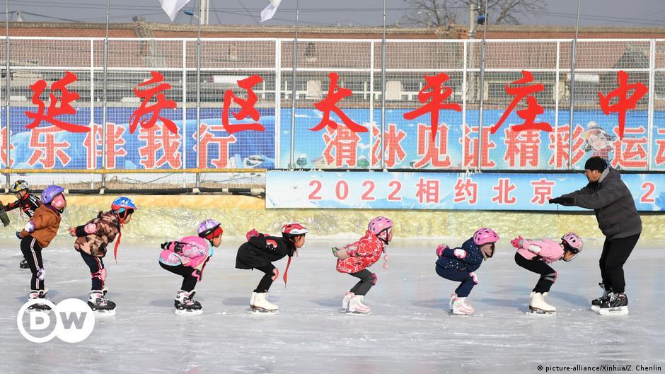 Çin'de Kış Olimpiyatları yapılmasına eleştiri