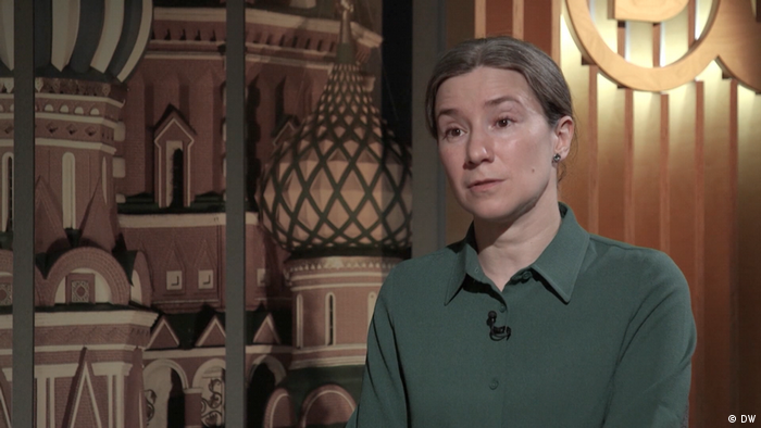 Russland Ekaterina Schulmann Politikwissenschaftlerin