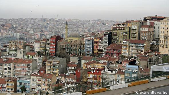Flash-Galerie Bausünden in Istanbul