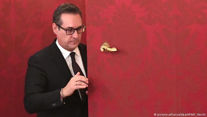 FPÖ ex-leader Strache