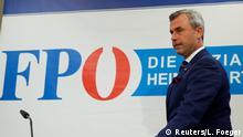Wien PK Norbert Hofer Parteiausschluss Strache