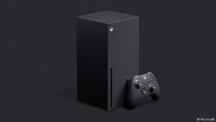 Microsoft -Xbox Series X (Microsoft)