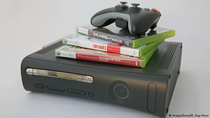 Xbox 360 (Imago/Zuma/M. Day Mass)