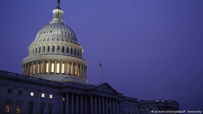 Капітолій - будівля Конгресу США у Вашингтоні