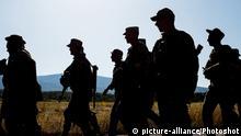 Ukraine Operation ORBITAL britische Soldateb