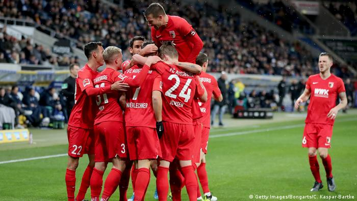 Bundesliga: Augsburg's steady run worth recognition