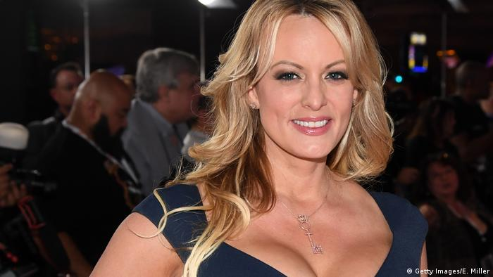 USA Stormy Daniels (Getty Images/E. Miller)