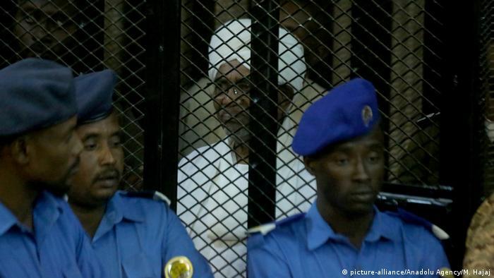 Sudan Khartum | Prozess & Urteil Omar al-Baschir, ehemaliger Präsident