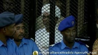 Sudan Khartum   Prozess & Urteil Omar al-Baschir, ehemaliger Präsident