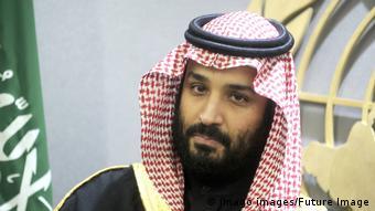 Kronprinz von Saudi-Arabien Mohammad bin Salman (imago images/Future Image)