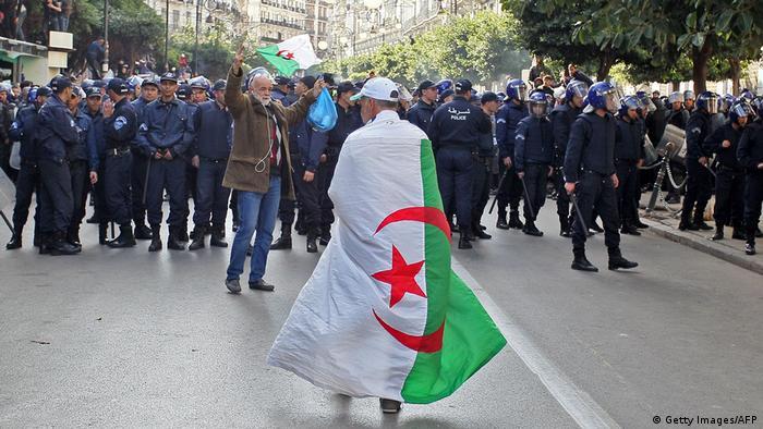 Algerien: Erneute Proteste in Algier