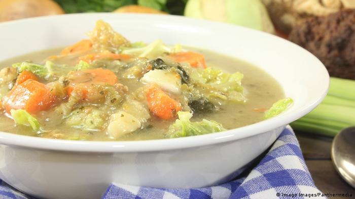 Słowacka tradycja wigilijna: zupa z kapustą
